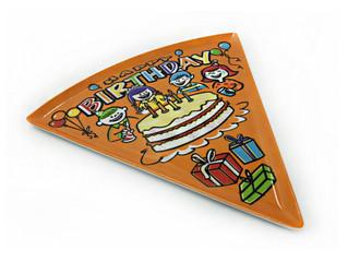 Custom Logo Pizza Plates