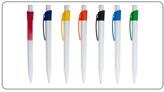 Anti bacterial logo pens