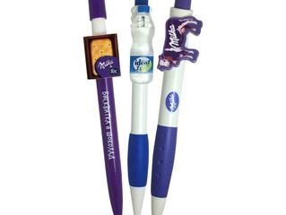 Water Bottle Pen , Milka Cow Pen