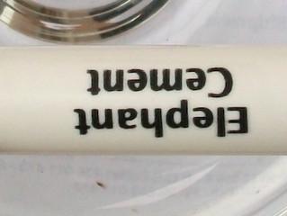 Cement Pen