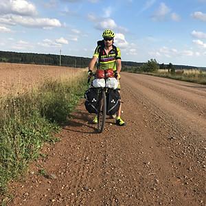 Из Екатеринбурга в Мурманск на велосипеде