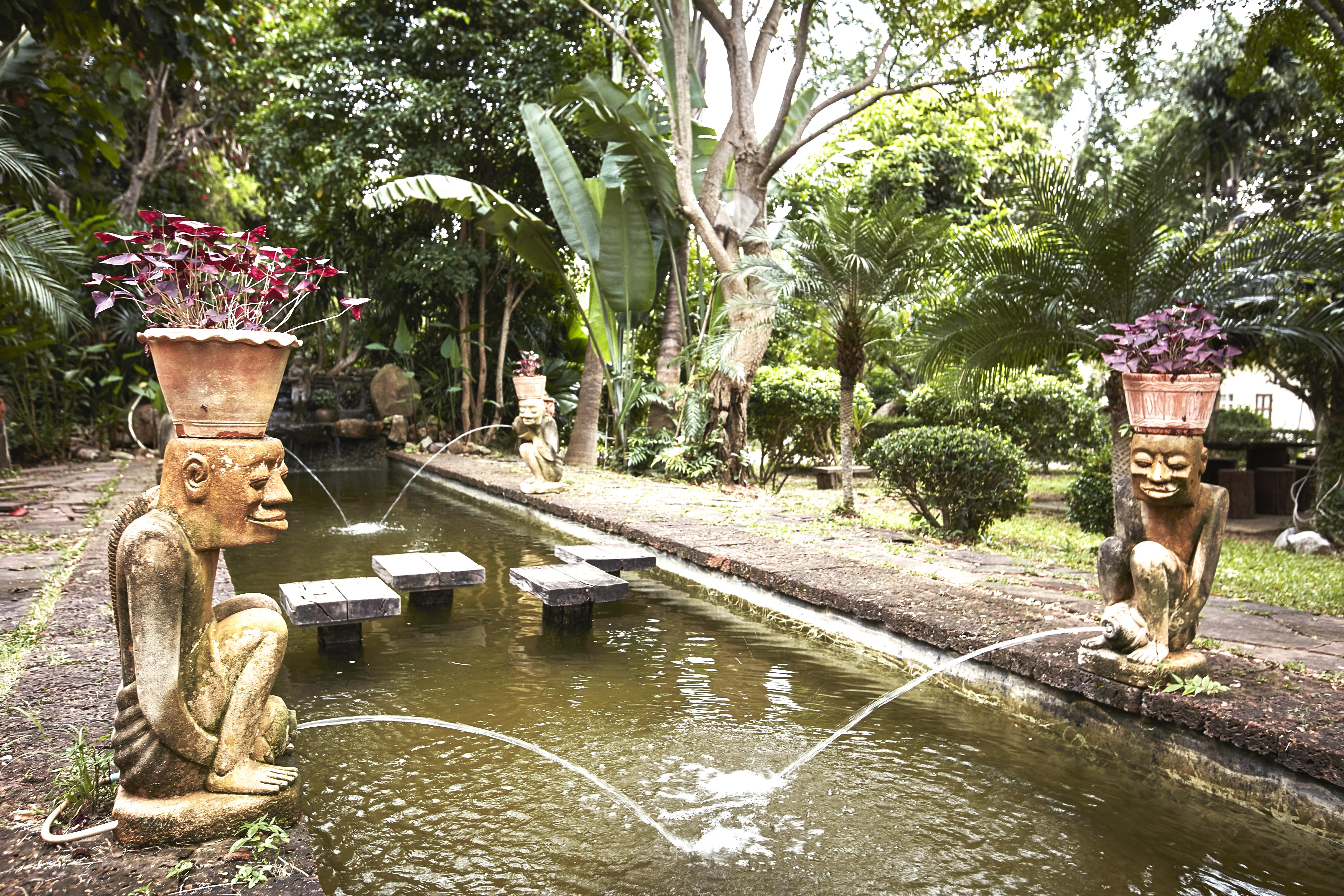Kong Garden - Botanic Garden
