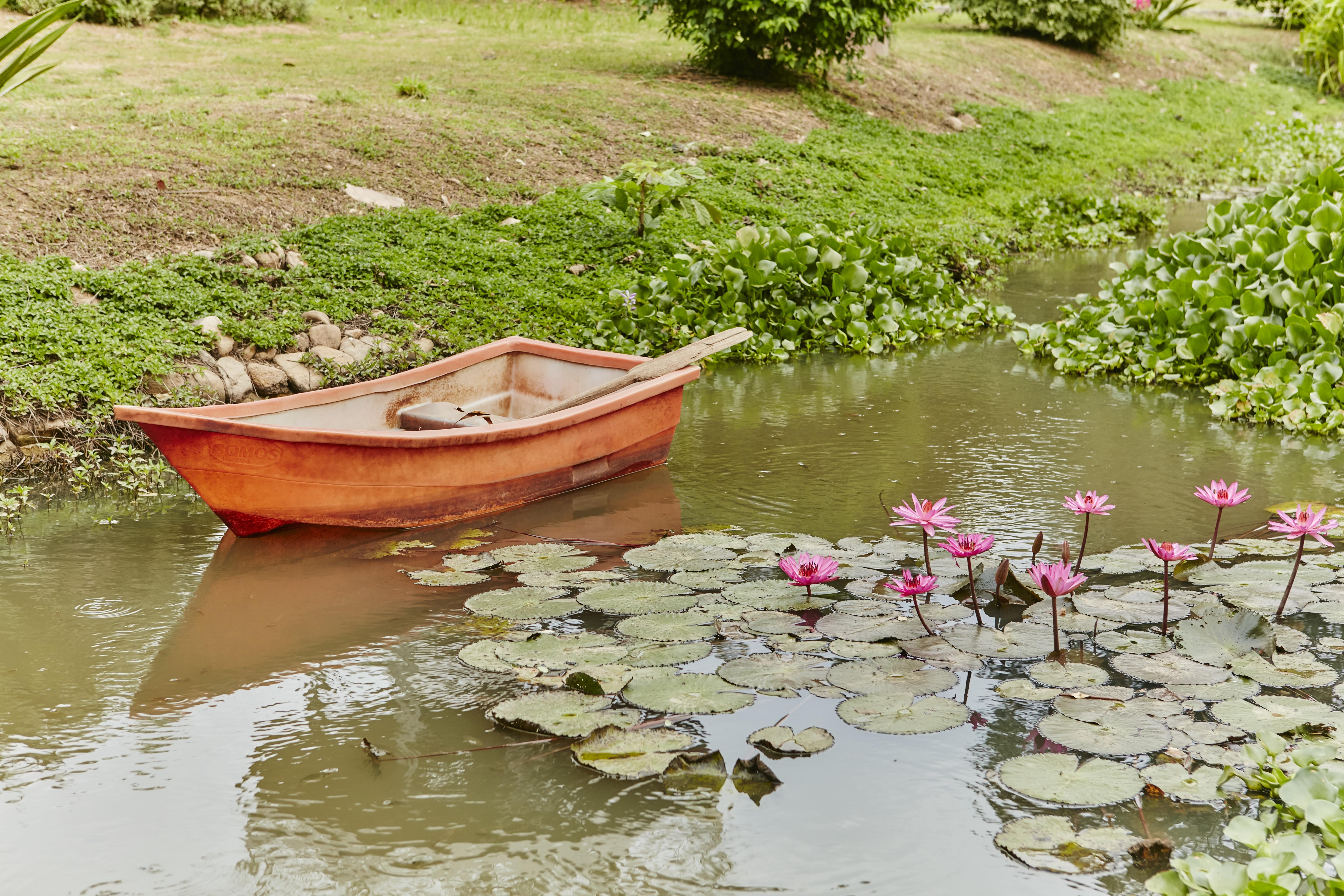 Kong Garden - River