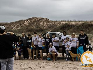 Projeto Praia 100% Limpa - Quintão/RS