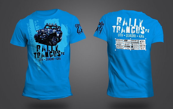 Camiseta Rally Trancos RS 2019