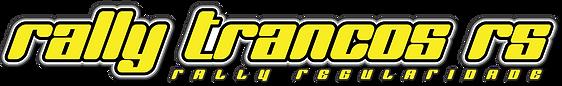 Logo Rally Trancos RS_amarelo_shadow.fw.