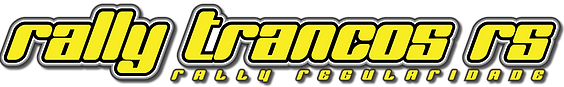 Logo Rally Trancos RS_amarelo_shadow.fw.