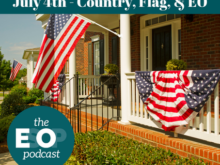 Mini-cast 141: July 4th - Country, Flag & EO