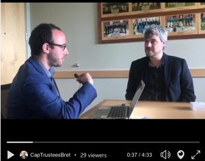 Periscope Video of Matt Cropp VEOC19 Interview
