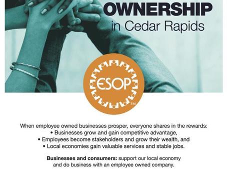 87: Cedar Rapids, Iowa and the EO Eight