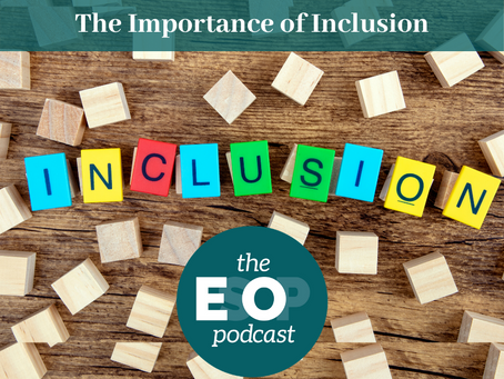 Mini-cast 59: Amy Huot and the Importance of Inclusion