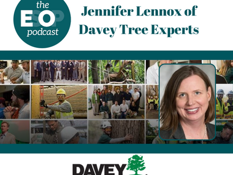 Mini-cast 132: Jennifer Lennox of Davey Tree Experts