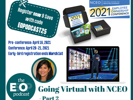141: Going Virtual with NCEO - Part 2
