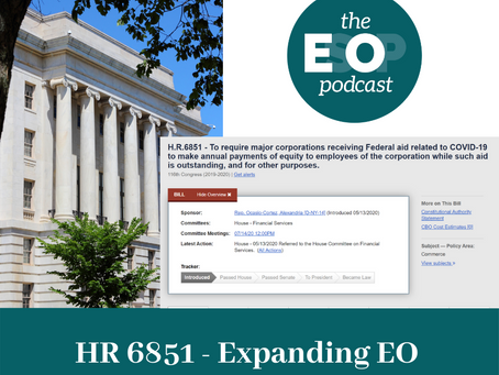 Mini-cast 98: HR 6851 - Expanding EO