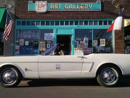 "101: Bob ""Crocodile"" Lile: The Business & Culture of Route 66"