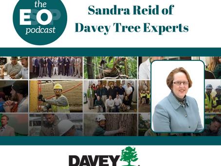147: Sandra Reid of Davey Tree Experts