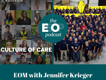 Mini-cast 104: EOM with Jennifer Krieger