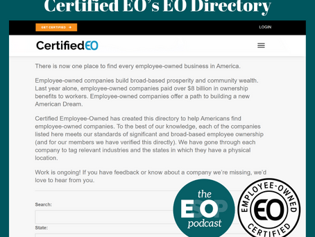 Mini-cast 125: Certified EO's EO Directory