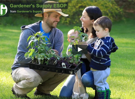 ESOP Summer School 4: Cindy Turcot, COO of 100% Employee-Owned Gardener's Supply Company
