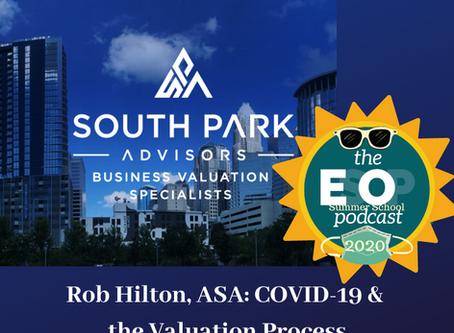 ESOP Summer School 15: COVID-19 & the Valuation Process