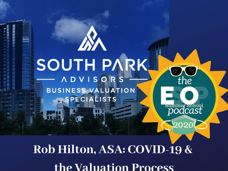 ESOP Summer School 15: COVID-19 & the Valuation Process