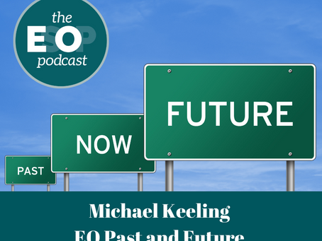 124: Michael Keeling - EO Past and Future