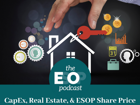 99: CapEx, Real Estate, and ESOP Share Price