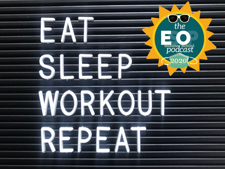 ESOP Summer School 11: Eat, Sleep & Exercise - An EO Look at non-EO Companies