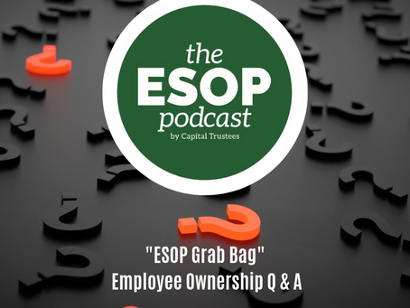 40: Your ESOP Questions Answered
