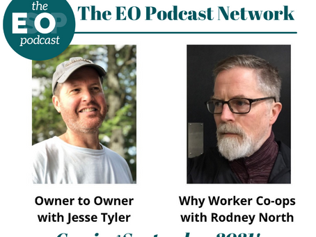 Mini-cast 148: The EO Podcast Network