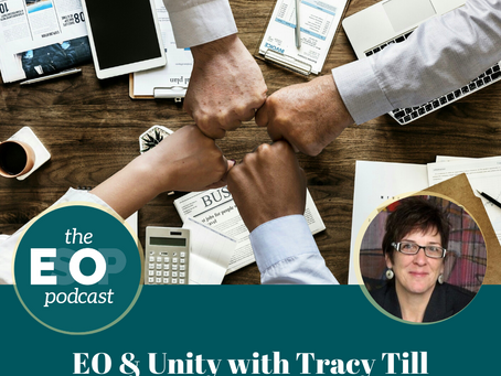 Mini-cast 118: EO & Unity with Tracy Till