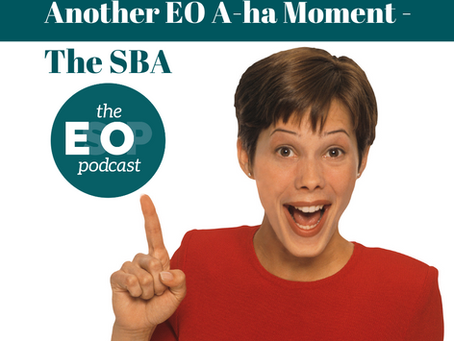 Mini-cast 108:  Another EO A-ha Moment - The SBA