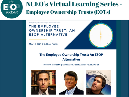 Mini-cast 134: NCEO's Virtual Learning Series - EOTs