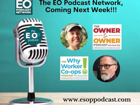 Mini-cast 153: The EO Podcast Network is Coming!
