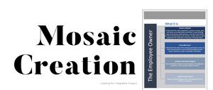 Jennifer Brigg's Blog - Mosaic Creation