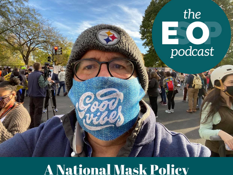 Mini-cast 107: ICYMI - A National Mask Policy