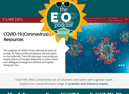 ESOP Summer School 16: ESOP Law & COVID-19