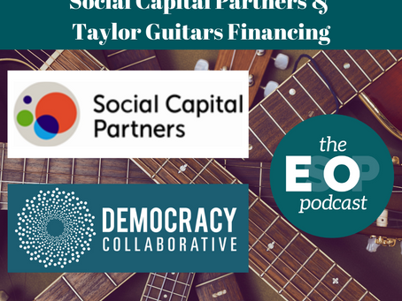 146: Social Capital Partners & Taylor Guitars Financing