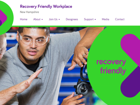 114: ICYMI The Recovery Friendly Workplace Initiative