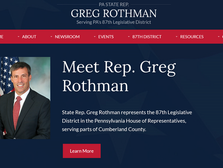 Mini-cast 65: Help PA State Rep. Greg Rothman Help EO