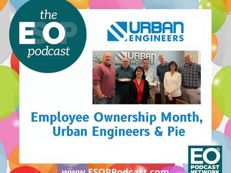 Mini-cast 156: EOM, Urban Engineers, and Pie