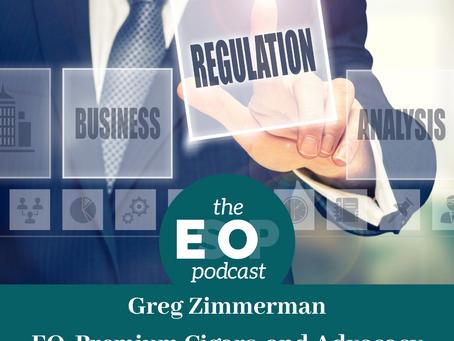 95: Greg Zimmerman - EO, Premium Cigars, and Advocacy