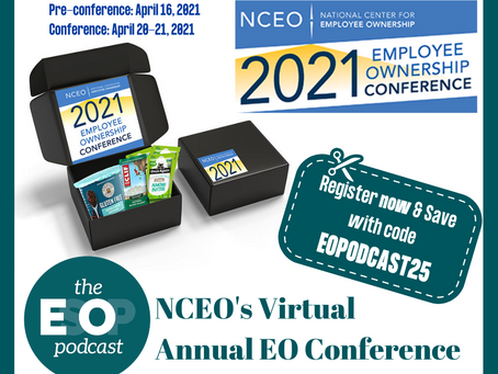 Mini-cast 120: NCEO's Virtual Annual EO Conference