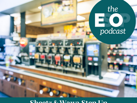Mini-cast 80: Sheetz & Wawa Step Up
