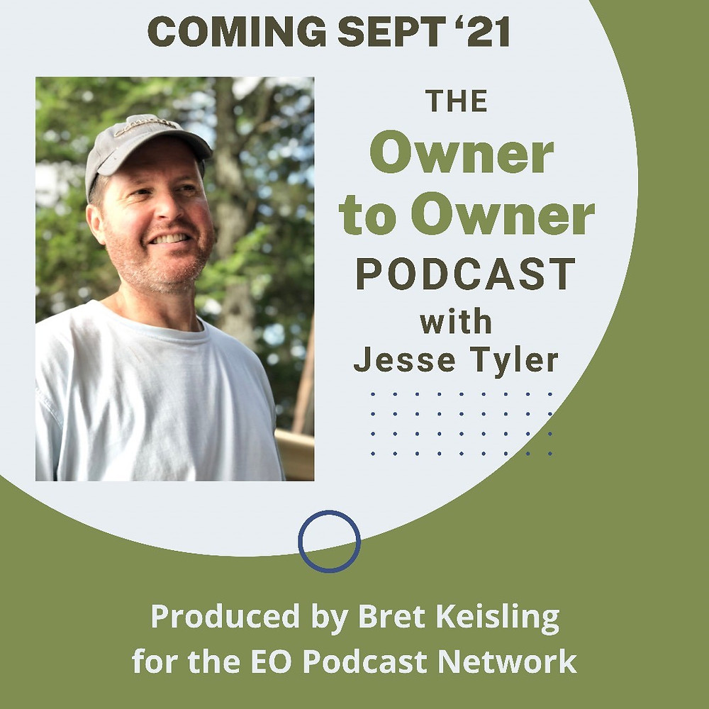Jesse Tyler of the Owner to Owner Podcast