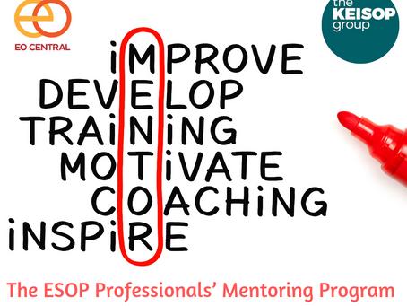 82: The ESOP Professionals' Mentoring Program
