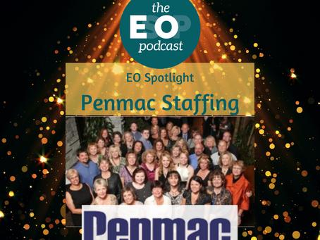Mini-cast 127: EO Spotlight - Penmac Staffing