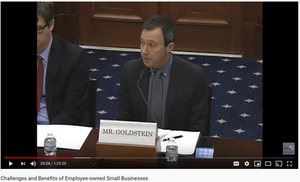 Source: House Small Business Committee YouTube channel