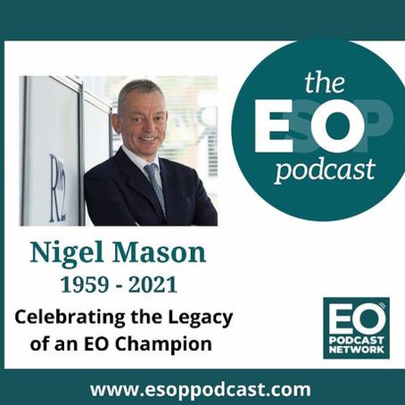 Mini-cast 155: Nigel Mason Celebrated
