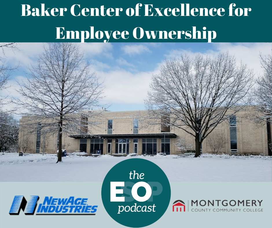 The Baker Center of Excellence for Employee Ownership